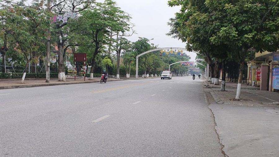 Thái Bình thực hiện nghiêm các quy định giãn cách xã hội