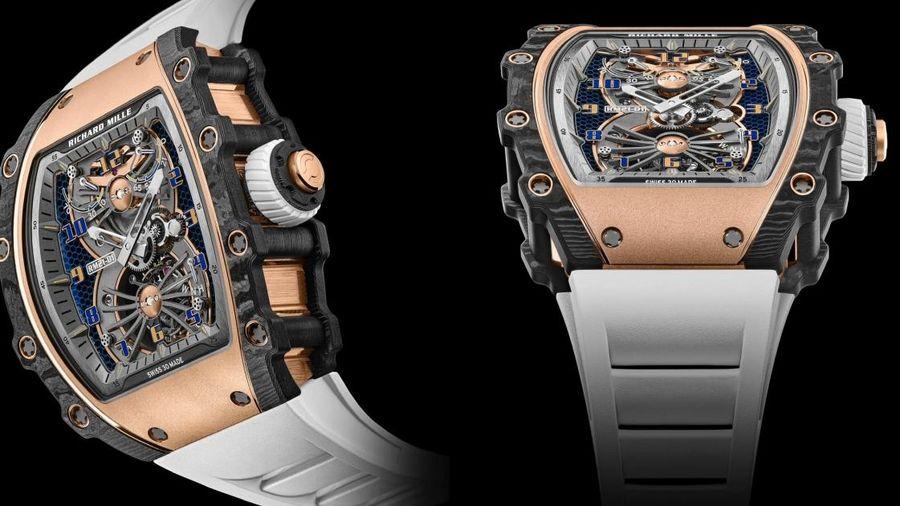 Khi kỹ thuật hàng không vũ trụ được ứng dụng vào một chiếc đồng hồ đeo tay