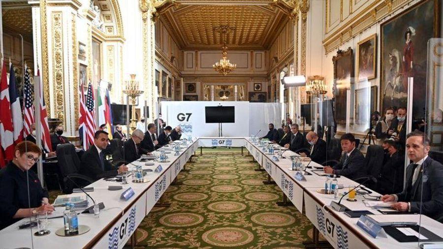 G7 đồng loạt chỉ trích Nga - Trung nhưng ít hành động ngăn chặn