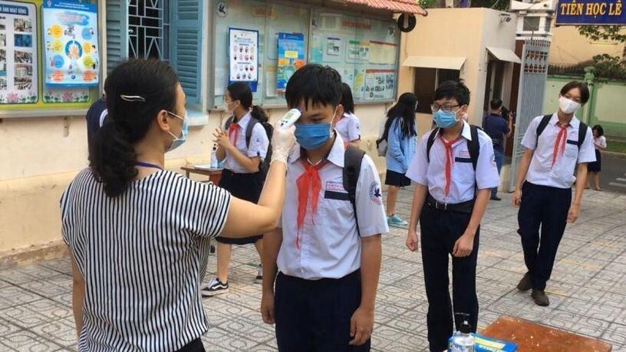 Học sinh TP.HCM nghỉ học từ ngày 10/5