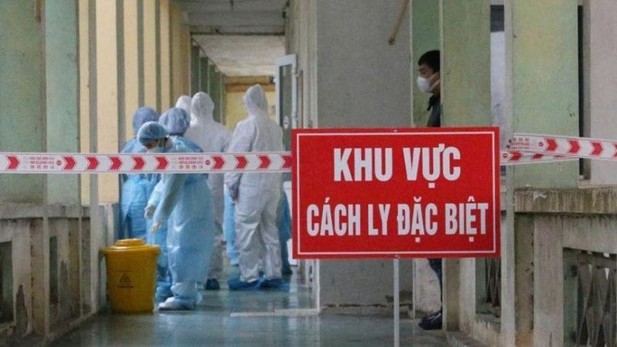 Nghệ An ghi nhận một trường hợp dương tính SARS-CoV-2