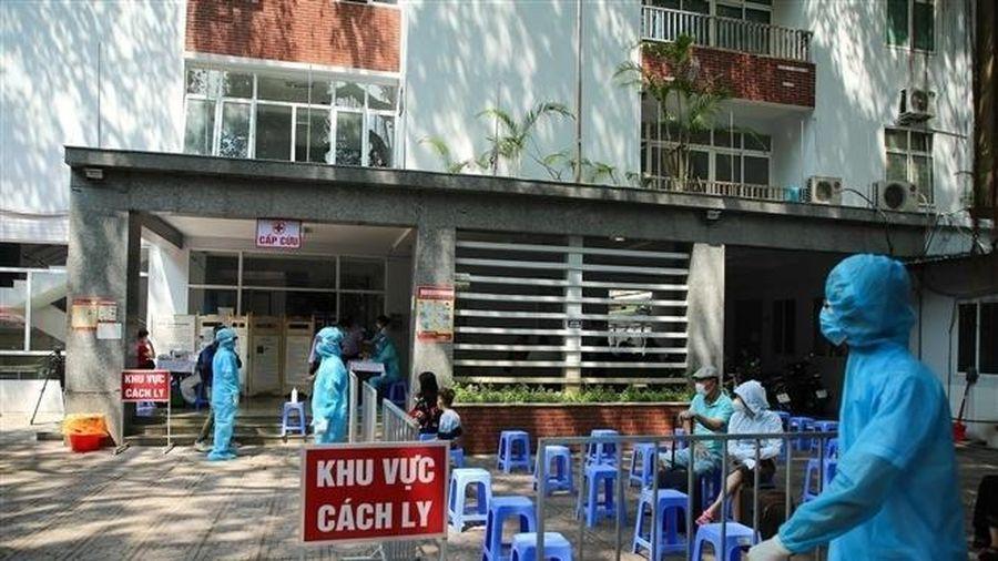 Bệnh viện Quân y 105 cách ly toàn viện, tạm dừng tiếp nhận bệnh nhân
