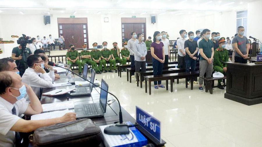 Đề nghị mức án cho các bị cáo trong vụ án tại Công ty Nhật Cường