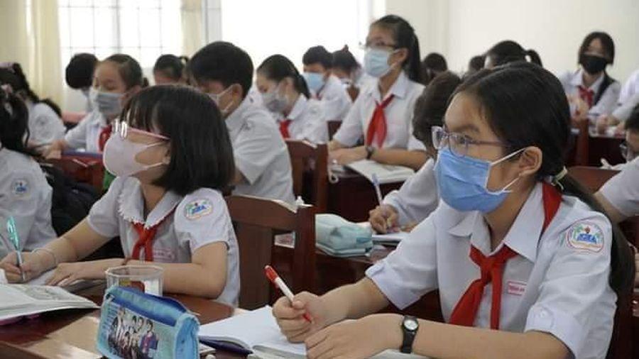 Thành phố Hồ Chí Minh: Học sinh dừng đến trường từ ngày 10-5
