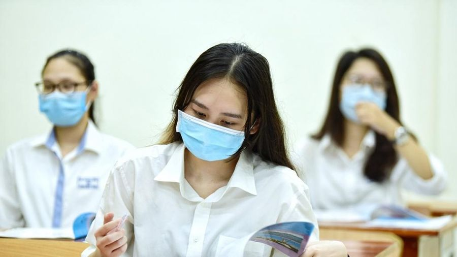 144 học sinh được miễn thi và xét tuyển thẳng đại học