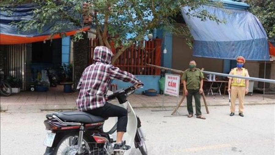 Từ 0h00 ngày 7/5, Bắc Ninh giãn cách xã hội 5 huyện, thị, thành phố