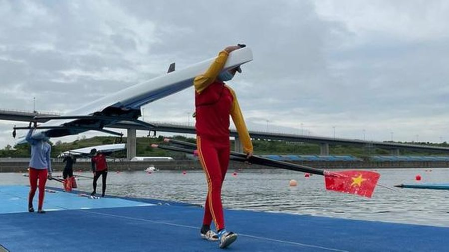 Rowing mang về tấm vé thứ 7 dự Olympic cho Việt Nam