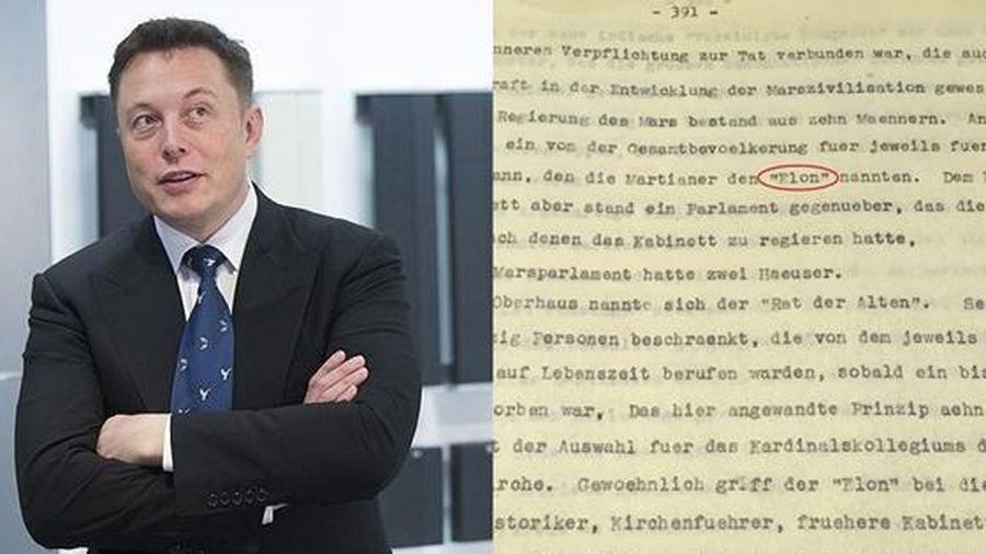 'Định mệnh' của tỷ phú Elon Musk: Cuốn sách năm 1953 tiên tri kỳ lạ về nhân vật tên Elon