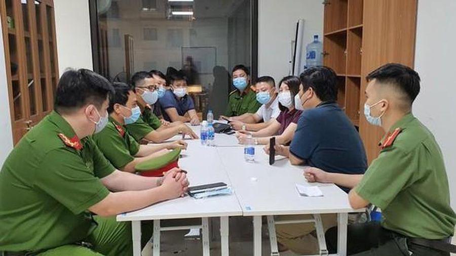 Giám đốc Công an thành phố Hà Nội ra Mệnh lệnh tăng cường kiểm tra, xử lý người nhập cảnh trái phép