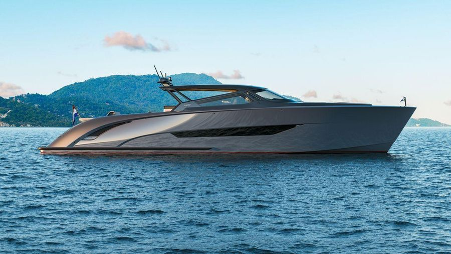 Siêu du thuyền 6 triệu USD của siêu sao bóng bầu dục Tom Brady