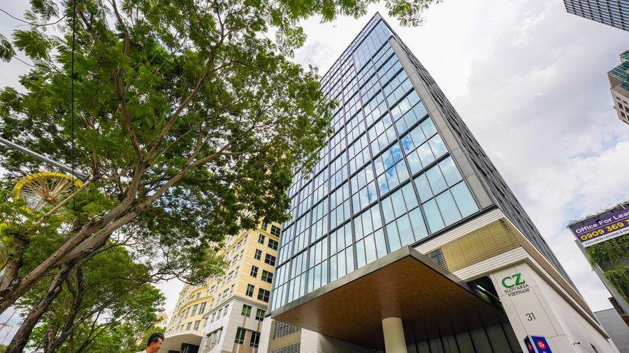Giá văn phòng cho thuê tại Hà Nội thua xa TP.HCM