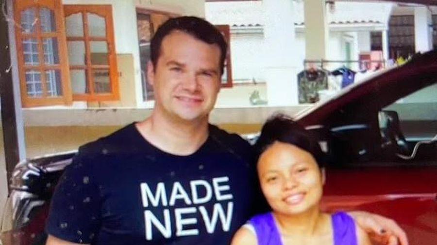 Chồng Mỹ sát hại vợ Thái Lan đang mang thai 3 tháng