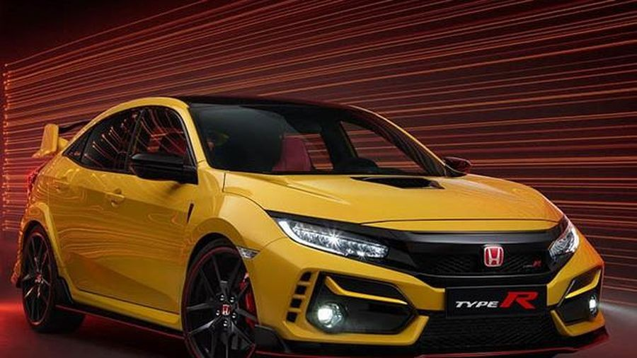 Honda Civic Type R 2021 dùng động cơ 306 mã lực, hộp số sàn