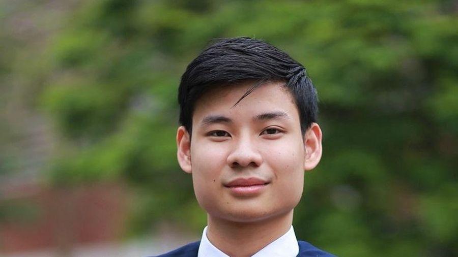 6 học sinh THPT chuyên Hà Nội- Amsterdam lọt đội tuyển Olympic quốc tế 2021