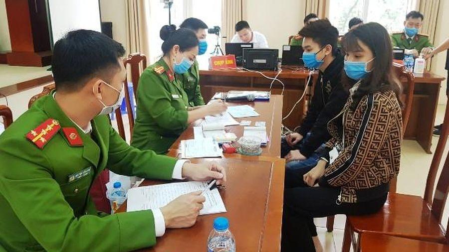 Công an Hà Nội tạm dừng cấp căn cước công dân tại 2 huyện Đông Anh và Thanh Trì