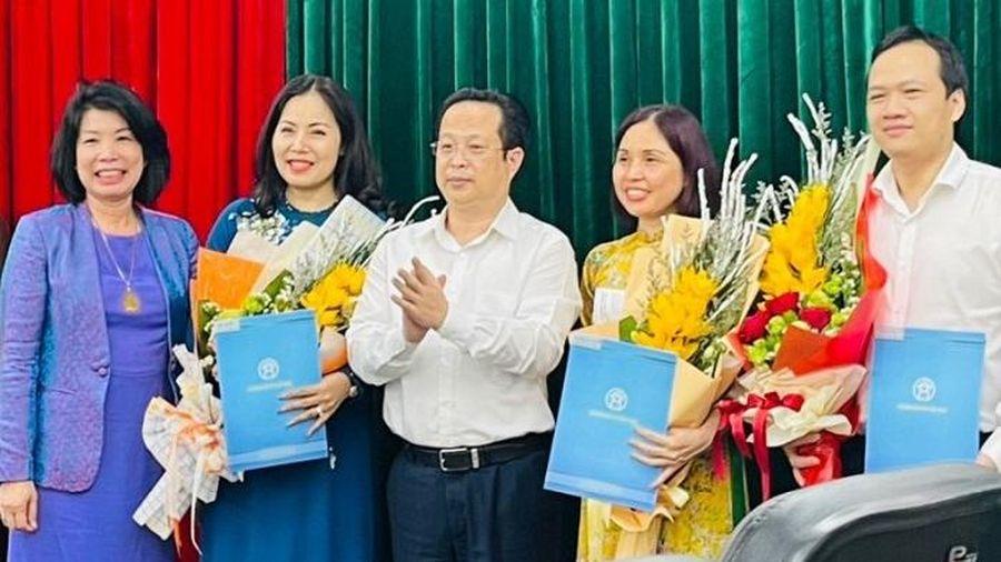 NSƯT Thanh Hiền được bổ nhiệm giữ chức Giám đốc Nhà hát múa rối Thăng Long
