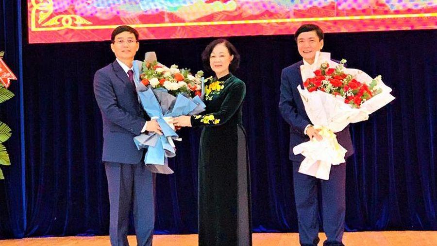 Đồng chí Nguyễn Đình Trung được phân công làm Bí thư Tỉnh ủy Đắk Lắk