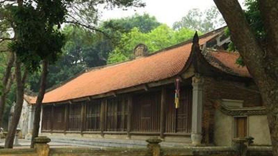 Khai quật khảo cổ tại chùa Bình Long, tỉnh Bắc Giang