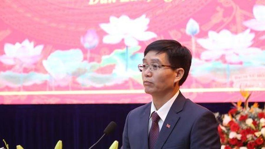 Đồng chí Nguyễn Đình Trung được điều động giữ chức Bí Thư Tỉnh ủy Đắk Lắk
