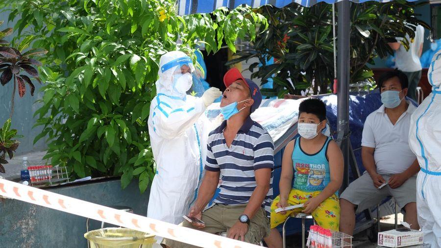 Đà Nẵng: Xét nghiệm COVID-19 cho cán bộ Tổ bầu cử, lực lượng phục vụ bầu cử
