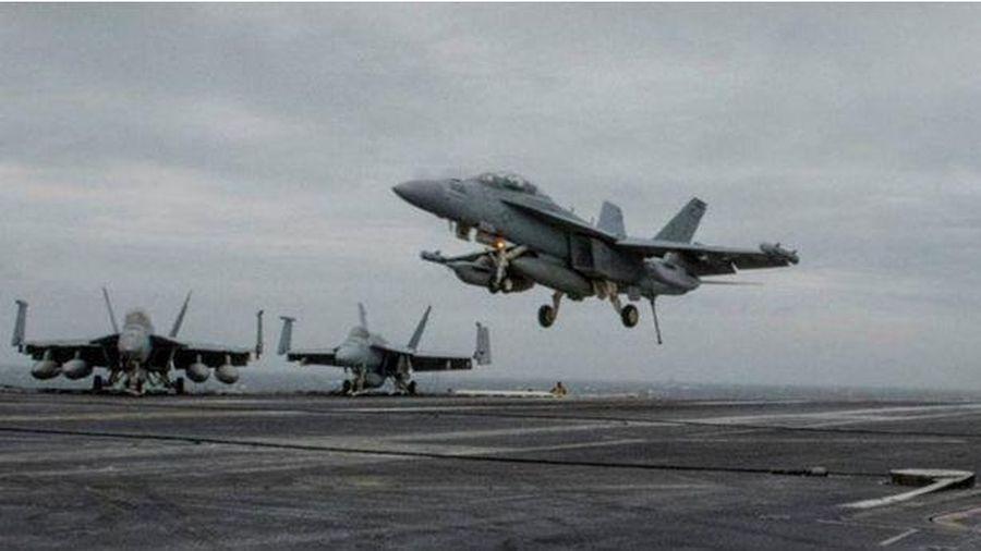 Mỹ tăng cường thêm 12 máy bay chiến đấu để bảo vệ binh sỹ rút quân khỏi Afghanistan