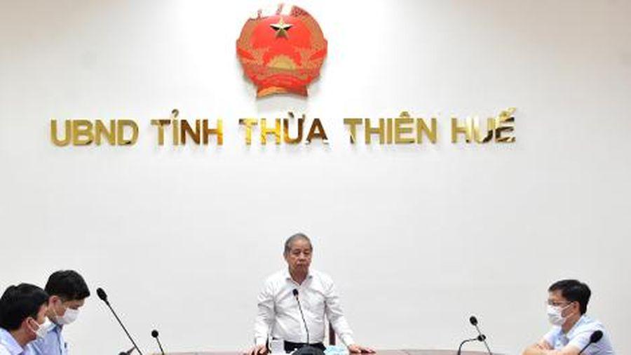 Thừa Thiên Huế: Tập trung truy vết, phát hiện đến đâu cách ly đến đó