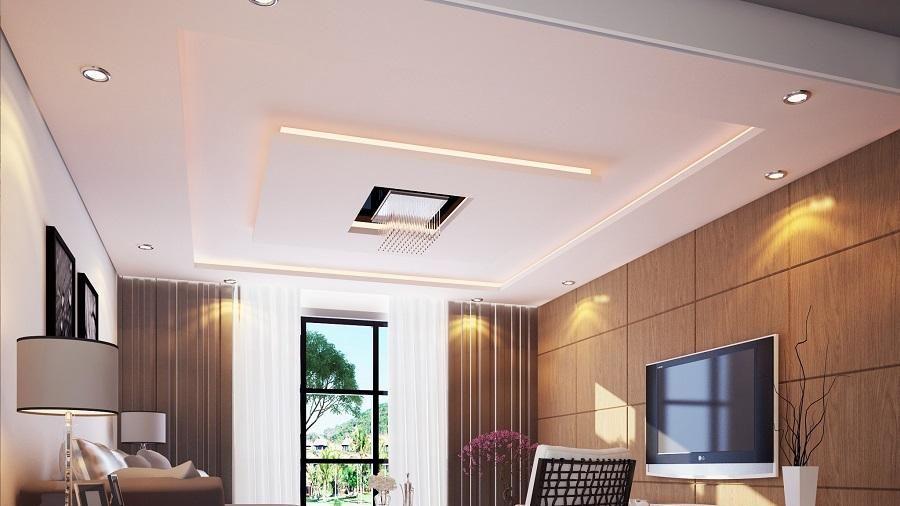 3 mẹo làm trần nhà giúp gia chủ nhiều may mắn, tràn đầy năng lượng