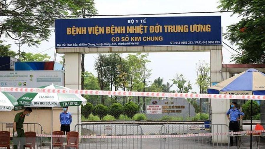 Bộ trưởng Nguyễn Thanh Long: Nguy cơ dịch xâm nhập vào các bệnh viện tuyến cuối