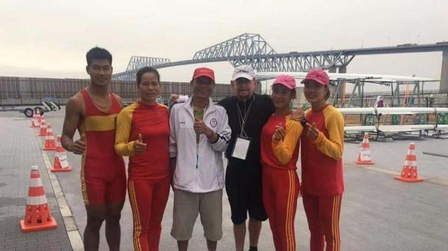 Thể thao Việt Nam có suất thứ 7 dự Olympic Tokyo