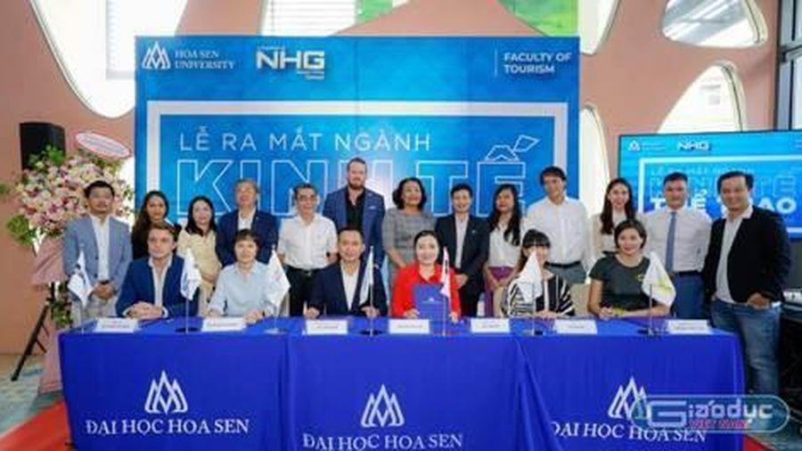 Trường Đại học Hoa Sen ra mắt ngành Kinh tế Thể thao