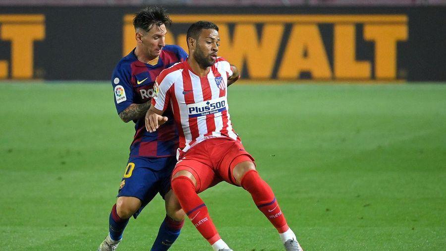 Lịch thi đấu bóng đá La Liga vòng 35