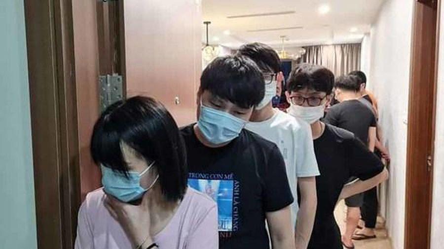 Khởi tố hai đối tượng tổ chức cho người Trung Quốc ở lại Việt Nam trái phép
