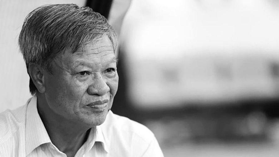 Giới cầu thủ Việt tiếc thương HLV Lê Thụy Hải