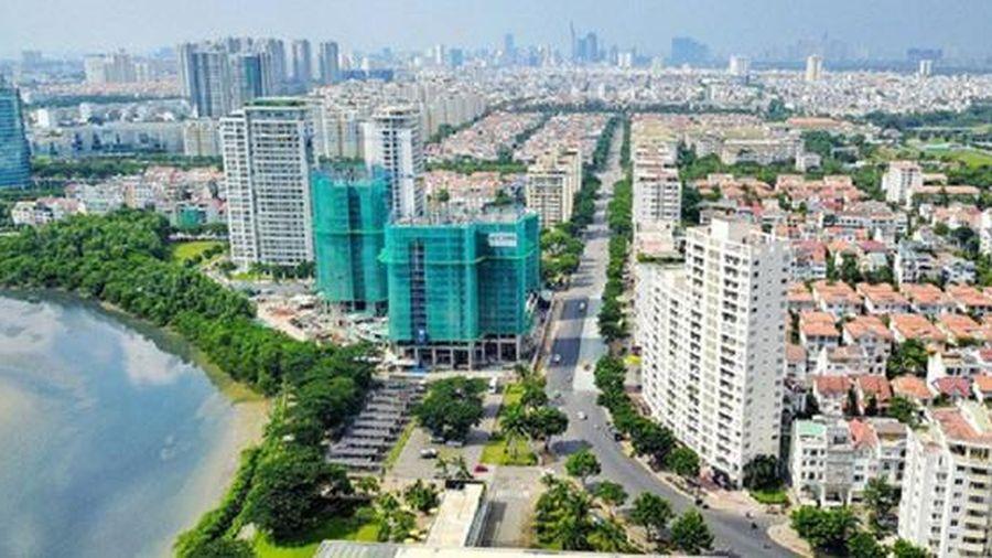 Thành phố vệ tinh - Tương lai của bất động sản vùng liền kề TP. Hồ Chí Minh