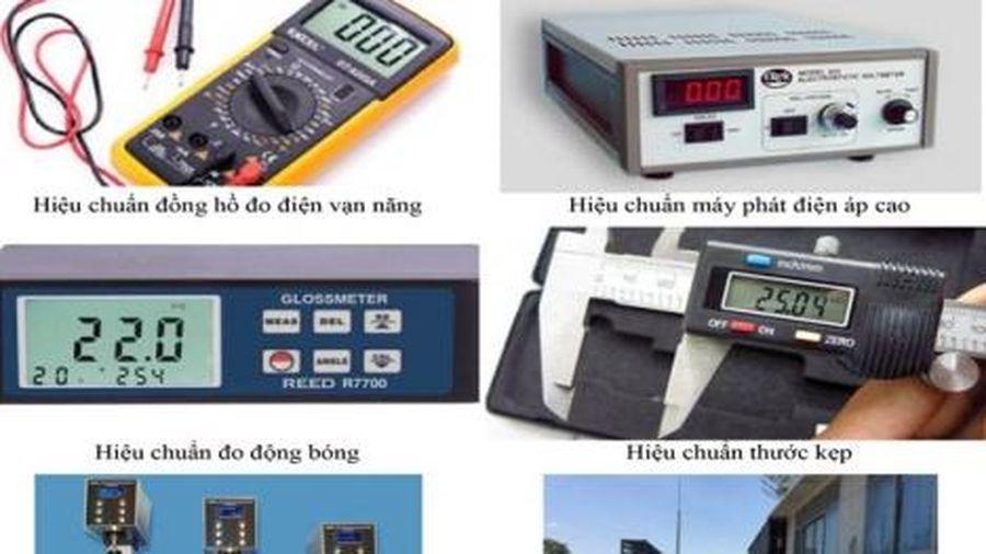 Hiệu chuẩn đo lường Hi-Tech góp phần cải tiến chất lượng sản phẩm cùng doanh nghiệp