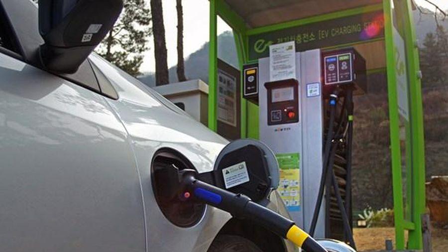 Ngành ôtô điện Hàn Quốc đang tìm hướng tái sử dụng pin cũ