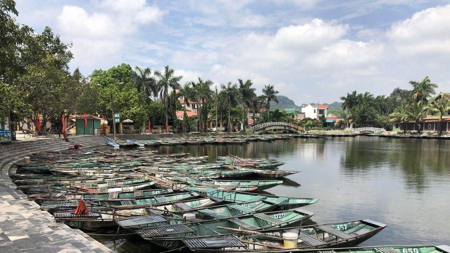 Ninh Bình tạm dừng đón khách du lịch từ sáng 7/5