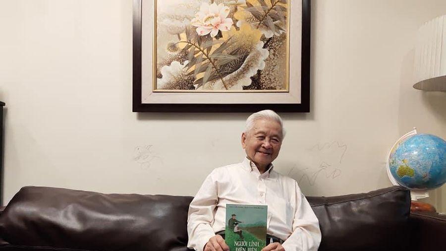 Nhà giáo ưu tú Đỗ Ca Sơn 'kể' về 56 ngày đêm chiến đấu ở Điện Biên Phủ