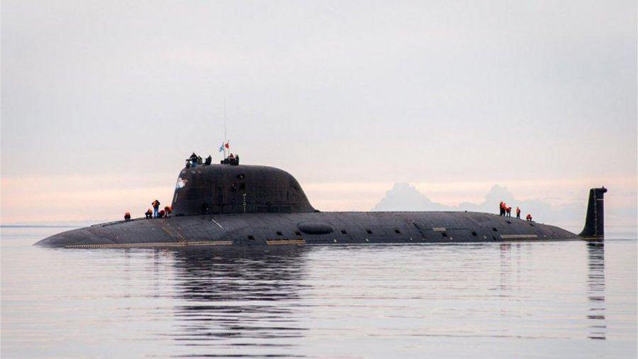Quân đội Nga tiếp nhận tàu ngầm hạt nhân trang bị tên lửa Kazan