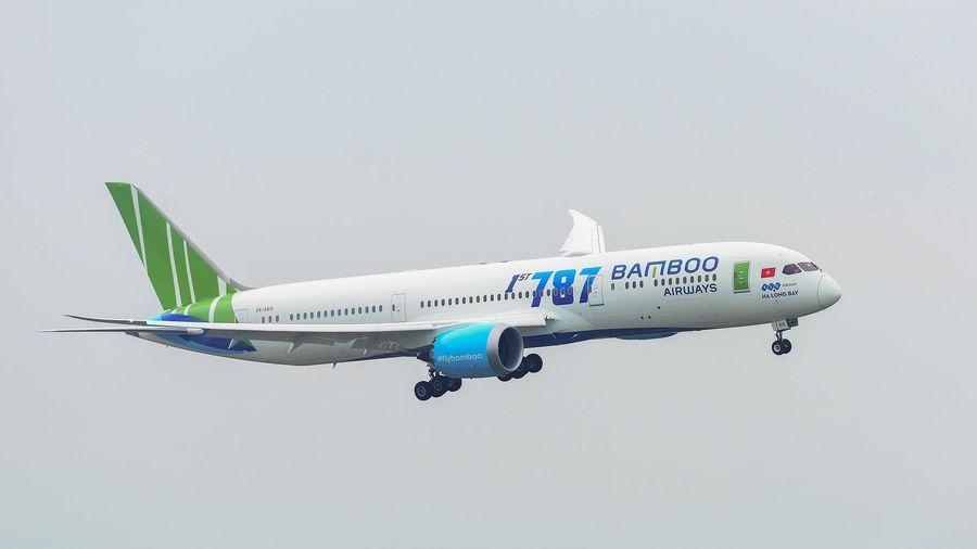 Bamboo Airways được cấp phép bay thẳng thường lệ tới Mỹ từ 1/9