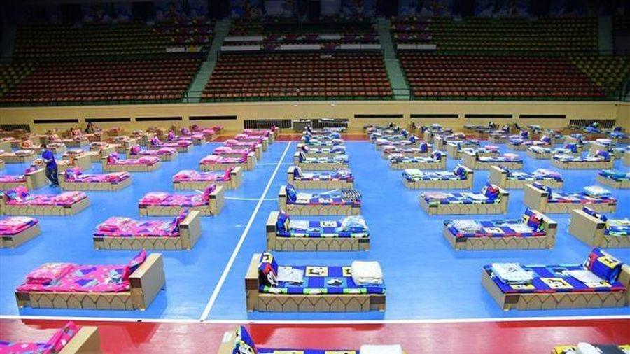 Thái Lan: Gia tăng nhu cầu giường bệnh cho các ca nặng ở Bangkok