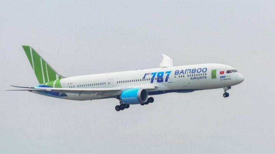 Bamboo Airways bất ngờ công bố được cấp slot bay thẳng thường lệ đến Mỹ
