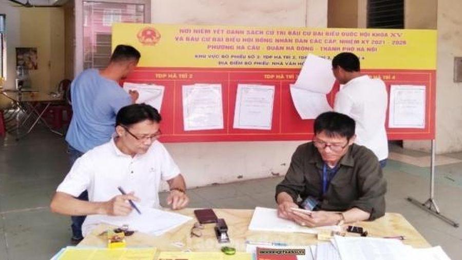 Danh sách 10 đơn vị bầu cử đại biểu Quốc hội khóa XV tại Hà Nội