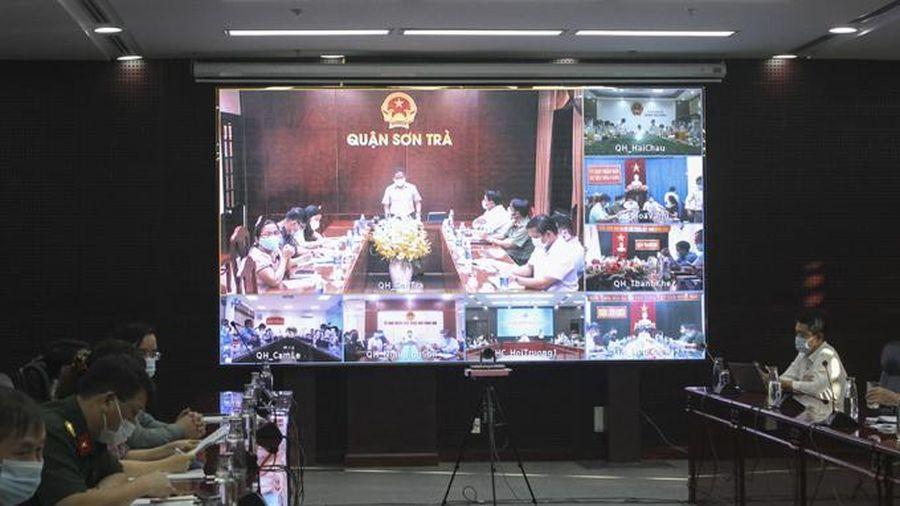 Đà Nẵng: UBND thành phố tổ chức các cuộc họp theo hình thức trực tuyến