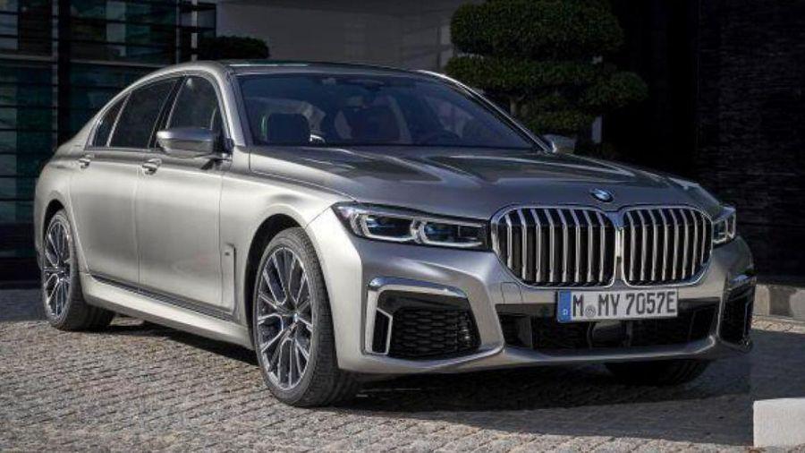 BMW 740Le xDrive M Sport ra mắt, giá 3,3 tỷ đồng
