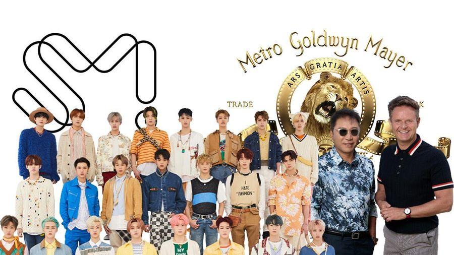 Hợp tác MGM Worldwide Television, SM quyết tâm tấn công thị trường Mỹ với NCT-Hollywood