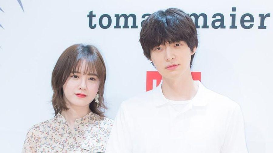 Goo Hye Sun cầu xin công chúng tha thứ cho Ahn Jae Hyun!