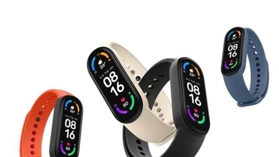 Mi Smart Band 6 chính thức đến tay người tiêu dùng Việt Nam