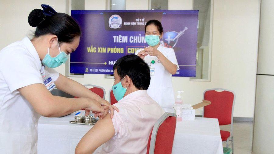 Hà Nội: Người dân từ 18 - 65 tuổi sẽ được tiêm miễn phí vaccine phòng COVID-19