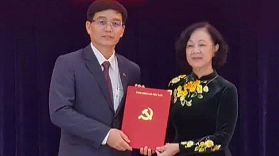 Đắk Lắk có Tân Bí thư tỉnh ủy